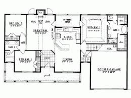 1 level house plans plain ideas one level house plans level 1 view expanded size