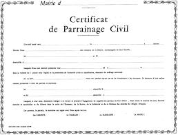 exemple discours mariage original le parrainage civil une pratique française revisitée