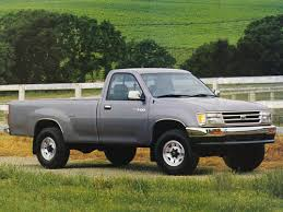 toyota t100 truck 1993 toyota t100 overview cars com