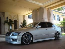 lexus is300 tuned 2002 lexus is 300 information and photos zombiedrive