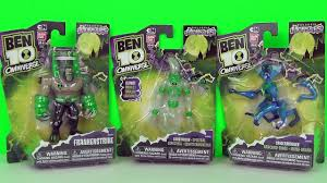 ben 10 omniverse galactic monsters toys episode frankenstrike
