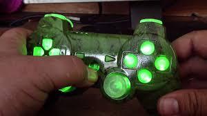 ps3 design ps3 controller marijuana design rapid led lights