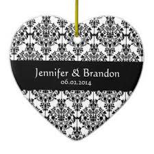 black and white thank you ornaments keepsake ornaments zazzle