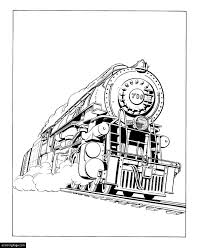 Steam Locomotive Coloring Pages Locomotive Steam Engine Train Coloring Page Printable For Kids by Steam Locomotive Coloring Pages
