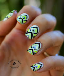 30 marvellous easy hand painted nail designs u2013 slybury com