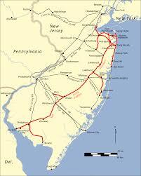 Jersey Shore Map New Jersey Southern Railroad Wikipedia