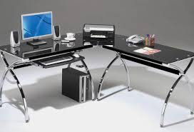 desk l shaped gaming computer desk stunning gaming computer