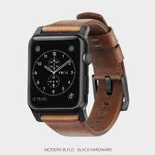 Jual Leather jual nomad horween leather apple 42mm