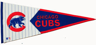 Chicago Flag Star Chicago Cubs 51030 39 99 Teams And Themes Sports Mats And