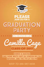 graduation invite create custom graduation invitations for free adobe spark