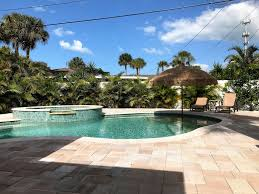 private resort like backyard with private homeaway holmes beach