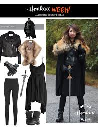 jon snow costume halloween costumes gaming and halloween costumes