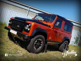 defender land rover 2016 fiery orange land rover defender 90 wrapfolio