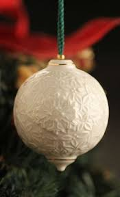 belleek plate ornament ornaments
