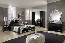 chambre baroque noir et 41 idées déco de chambre baroque entre luxe et