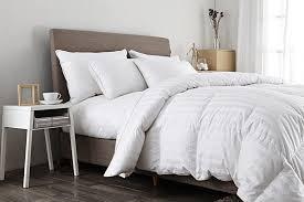 Cal King Down Comforter Amazon Com Puredown Comforter Goose Down Comforter 600 Fill Power
