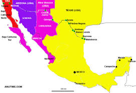 map of time zones usa and mexico time zone map mexico time zone map current local time in mexico
