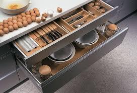 tiroirs de cuisine la cuisine les armoires et tiroirs