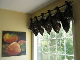 Valances For Living Rooms Hand Crafted Breakfast Area Window Treatment Valance By The Well