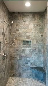 best 25 stone shower ideas on pinterest rock shower awesome