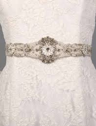wedding dress sashes wedding bridal gown sashes sash