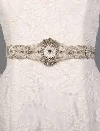 wedding dress sashes wedding bridal gown sashes sash
