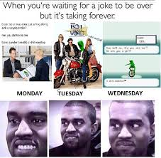 Unicycle Meme - nat on twitter frog riding a unicycle meme needs to die