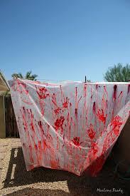 halloween shower curtain set marlene brady dexter u0027s shower curtain