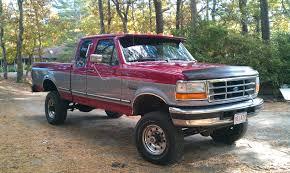 93 Ford Diesel Truck - my psd