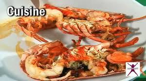 cuisiner un homard comment préparer et cuire un homard