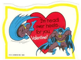 batman valentines card 127 best dc comics s images on
