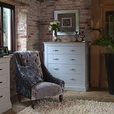 Gray Painted Bedrooms Customisable Painted U0026 Solid Oak Furniture Ranges Con Tempo
