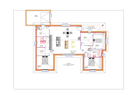 plan de maison 4 chambres gratuit plan maison etage 4 chambres gratuit 3 maison moderne de quatre