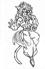 gogeta coloring pages coloring pages coloring home