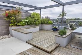 roof terrace design penthouse apartment king u0027s cross development