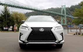 lexus rx 350 sport review 2016 lexus rx review autoguide com news