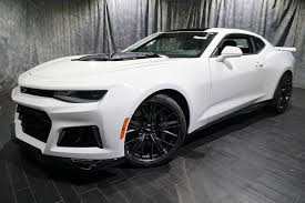 new 2018 chevrolet camaro zl1 2dr car in villa park 62697