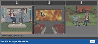 storyboard that tutorials u0026 help for creating a storyboard