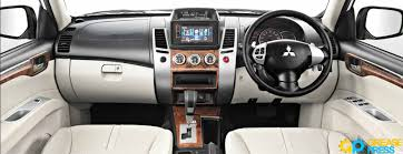 mitsubishi shogun 2016 interior 2015 mitsubishi pajero sport news reviews msrp ratings with