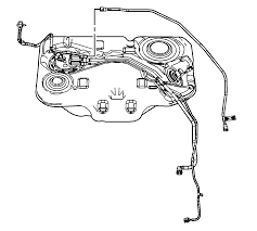 repair instructions fuel level sensor wiring harness replacement
