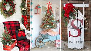 Decorating Ideas For Your Home 23 Enchanting Outdoor Christmas Decoration Ideas For Your Home