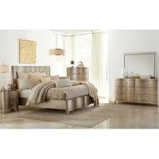 dresser bedroom furniture serendipity bedroom bed dresser mirror king chagne