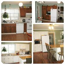 Home Emporium Cabinets Painted Wood Furniture And Cabinets U2013 Before And After Ideas