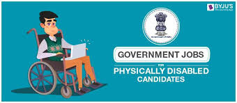 under the table jobs for disabled government jobs for physically disabled candidates enabled in