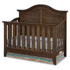 Dark Wood Cribs Convertible by Thomasville Southern Dunes Lifestyle Crib In Dove Brown Free Shipping