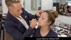 london makeup school mercier tightline technique at the london makeup school