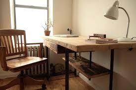 Wooden Home Office Desk Desk Reclaimed Wood Office Desk Beautiful Wood Office Desk Top