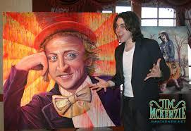 Funny Wonka Memes - willy wonka acrylic painting willywonka wonkameme wonkapaining