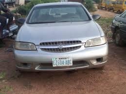 reg 2000 model nissan altima 450k autos nigeria