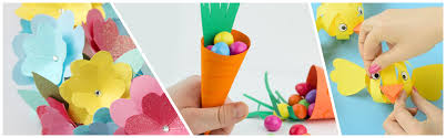 5 easy paper crafts to keep the kids busy over easter whsmith blog